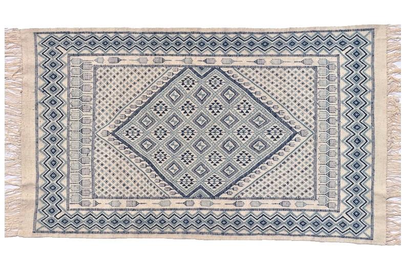 1000 images about maroc c t bleu on pinterest voyage - Tapis de salon marocain ...